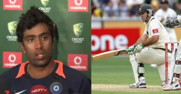 Ravichandran Ashwin deciphers why he couldn't dismiss Ricky Ponting in the 2011 Test series