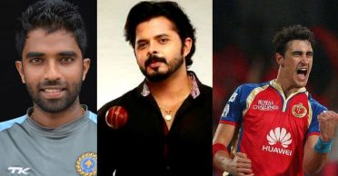 Sachin Baby includes Mitchell Starc, Sreesanth in his all-time IPL XI
