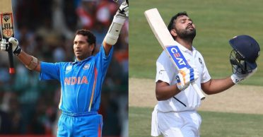 Four batsmen to score double hundreds in both Tests and ODIs