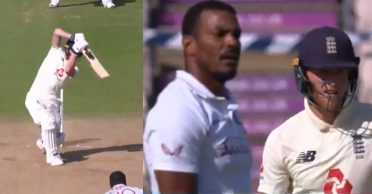 ENG vs WI: WATCH – Shannon Gabriel left stunned after Ben Stokes' glorious cover drive