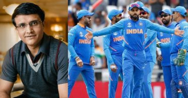Sourav Ganguly picks three players from India's World Cup 2019 squad for his 2003 side