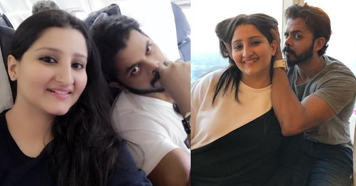 S. Sreesanth reveals the role played by wife Bhuvneshwari during his tough times
