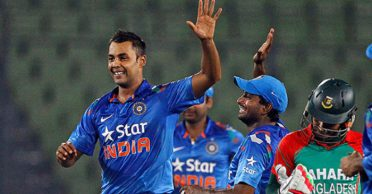 'Still get goosebumps watching the video': Stuart Binny reflects on his 6/4 spell against Bangladesh