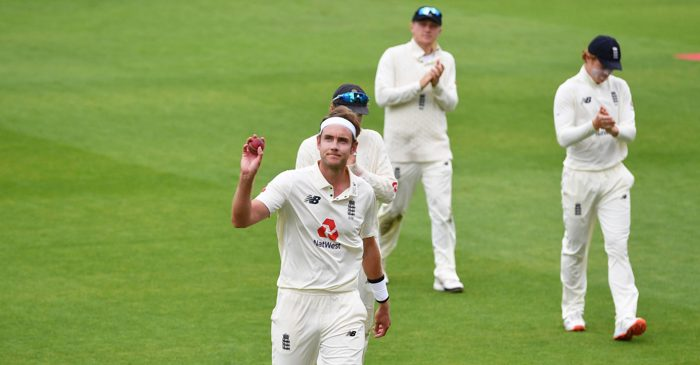 ENG vs WI: Cricket fraternity congratulates Stuart Broad on completing 500 Test wickets
