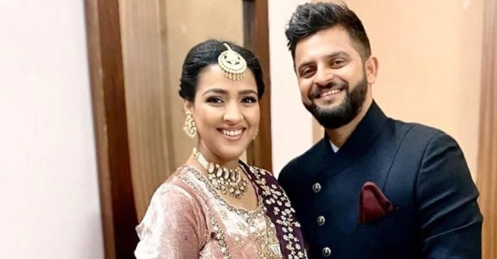 Suresh Raina's wife Priyanka shares a heartfelt letter as her husband completes 15 years in international cricket