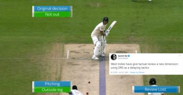 ENG vs WI: Twitter trolls West Indies as they lose 3 reviews in 3 overs on Day 5