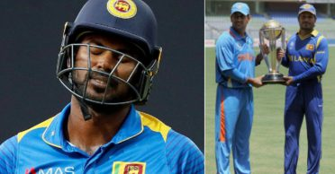 Upul Tharanga summoned for investigations regarding the 2011 World Cup final