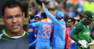 Waqar Younis describes why Pakistan failed to trump past India in World Cup over the years