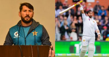 Yasir Shah expresses his desire to score a Test century in England
