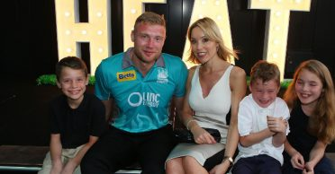 Andrew Flintoff opens up on why he named his fourth child 'Preston'