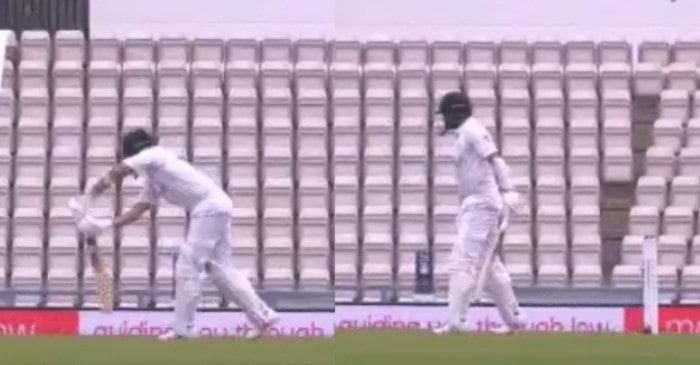ENG vs PAK: WATCH – Azhar Ali's lucky survival in the first innings of the second Test