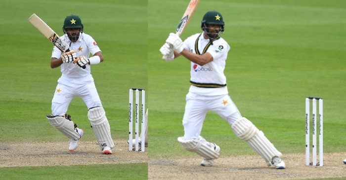 ENG vs PAK: Babar Azam, Masood hand Pakistan early advantage in first Test