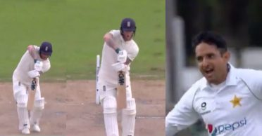 ENG vs PAK: WATCH – Mohammad Abbas bowls a beauty to get rid of Ben Stokes