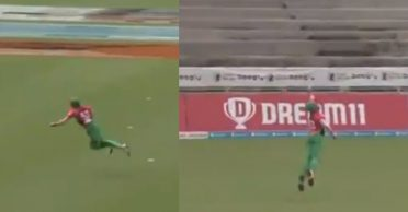 WATCH: Brandon King plucks a one-handed screamer in the opening game of CPL 2020