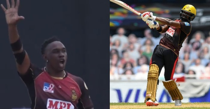 CPL 2020: SLZ vs TKR – Bravo brothers take Knight Riders to the top of the table after win in rain-infested game