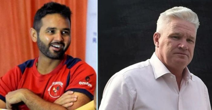 IPL 2020: Parthiv Patel gives an epic reply to Dean Jones teasing him about his height