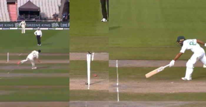 ENG vs PAK: WATCH – Dominic Sibley's brilliance to run-out Asad Shafiq