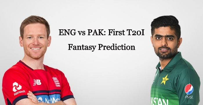 England vs Pakistan, 1st T20I: Dream 11 prediction, pitch report and playing XI