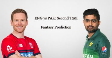 England vs Pakistan, 2nd T20I: Dream11 prediction, playing XI, telecast and live streaming details