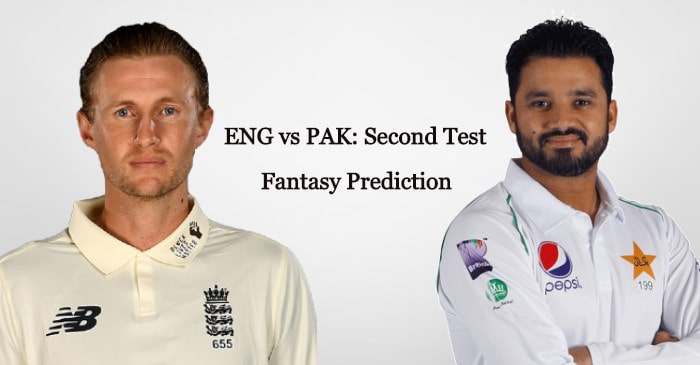 ENG vs PAK 2nd Test: Fantasy Prediction, Pitch Report and Playing 11