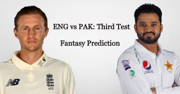 ENG vs PAK 3rd Test: Dream 11 Prediction, Pitch Report and Playing XI