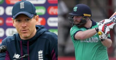 'He's the ability to do that': England captain Eoin Morgan lauds Paul Stirling after Ireland upset in Southampton