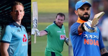 ICC ODI Rankings: Eoin Morgan, Paul Stirling advance after centuries in final game; Virat Kohli retains top spot