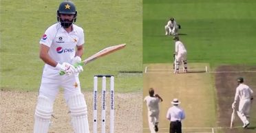 ENG v PAK: Former cricketers draw similarities between Fawad Alam and George Bailey's batting stance