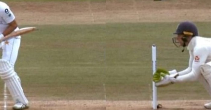 ENG vs PAK: Fawad Alam's dismissal in the first innings attracts controversy