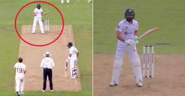 ENG vs PAK: Twitter brutally trolls Fawad Alam for his unorthodox batting stance