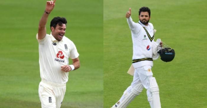 ENG vs PAK, 3rd Test: Azhar Ali's century fails to save Pakistan from follow-on as James Anderson picks a five-for