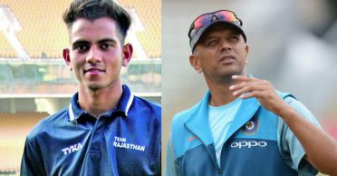 """He would compete with the likes of Jadeja"": KKR CEO recalls Rahul Dravid's words for Kamlesh Nagarkoti"