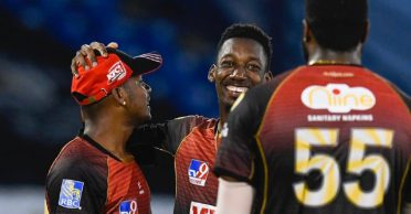 CPL 2020: GAW vs TKR – Khary Pierre shine as Knight Riders register their fifth successive victory