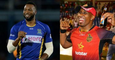 Top 5 players with most catches in CPL history