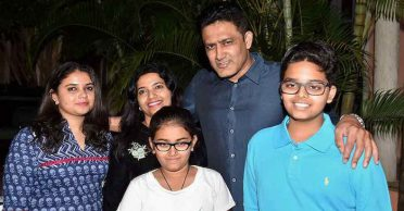 Here's how Anil Kumble and his family survived the Tsunami