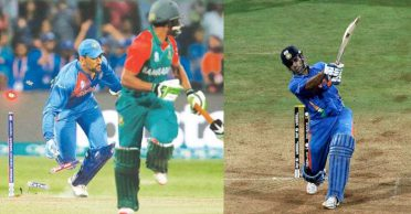 ICC pays tribute to MS Dhoni with a series of tweets; here are the videos