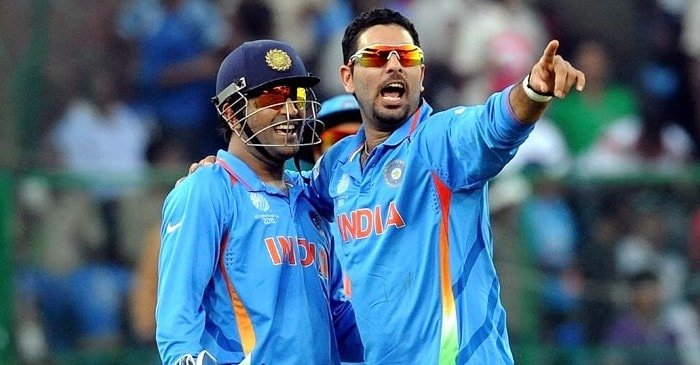Yuvraj Singh reveals how MS Dhoni gave him the clarity on his future ahead of 2019 World Cup