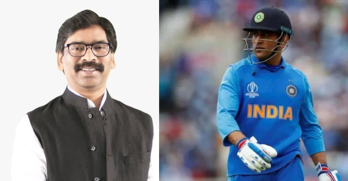 Jharkhand CM urges BCCI to host a farewell game for MS Dhoni in Ranchi