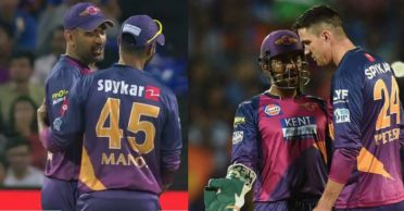 """""""You never got me out"""": Kevin Pietersen refutes MS Dhoni's 'first Test wicket' claim while bidding farewell to the Indian legend"""