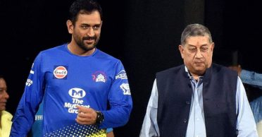 N Srinivasan recalls how MS Dhoni refused an 'outstanding' player from featuring in the IPL