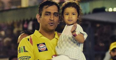 'Miss you and the bike rides': MS Dhoni's daughter Ziva shares an adorable picture with her father