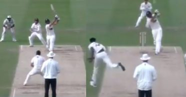 WATCH: Glamorgan's No.10 smashes a 62-ball ton against Northants in Bob Willis Trophy