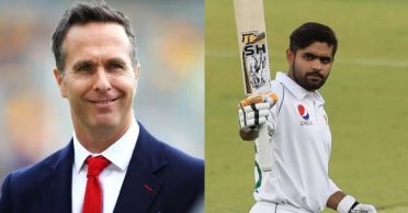 Babar Azam has replaced Joe Root from the elite 'Fab 4' batting list, reckons Michael Vaughan