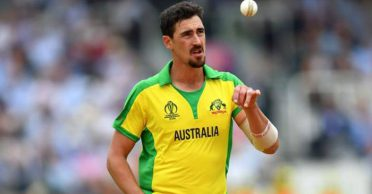 Australian pacer Mitchell Starc eyeing to enter the 100 mph club