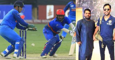 Mohammad Shahzad pays tribute to MS Dhoni as latter draws curtains to his international career