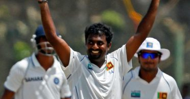 Ishant Sharma recalls how Muttiah Muralitharan asked for his wicket during the 2010 Galle Test match