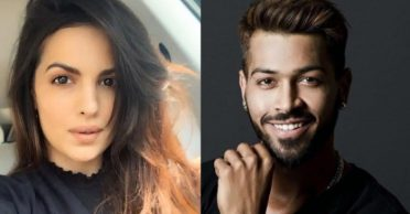 Natasa Stankovic shares a kissing picture with Hardik Pandya, Instagram restores it after deletion