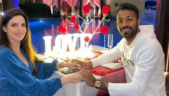 IPL 2020: MI star Hardik Pandya missing his 'two angels' in UAE, shares a picture on social media
