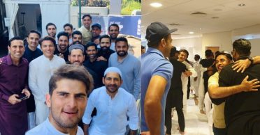Fans thrash Pakistan players for not wearing masks during Eid al-Adha celebrations