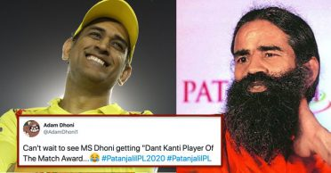 Netizens come up with memes and jokes after Patanjali joins the IPL 2020 title sponsorship race
